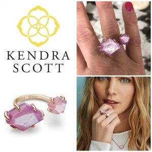 Kendra Scott Kayla Open Ring 🌸